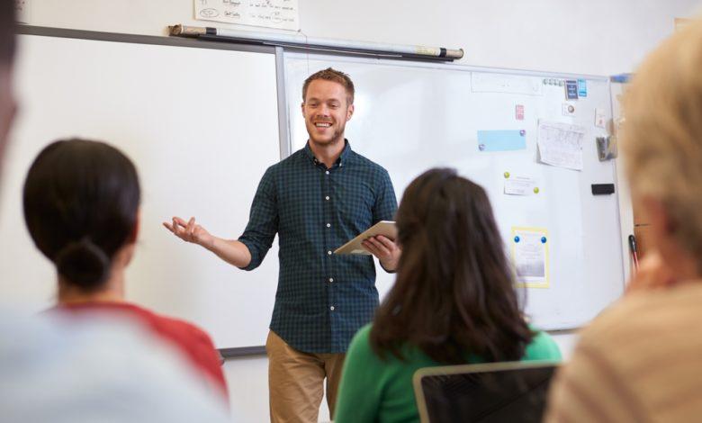 pourquoi devenir enseignant