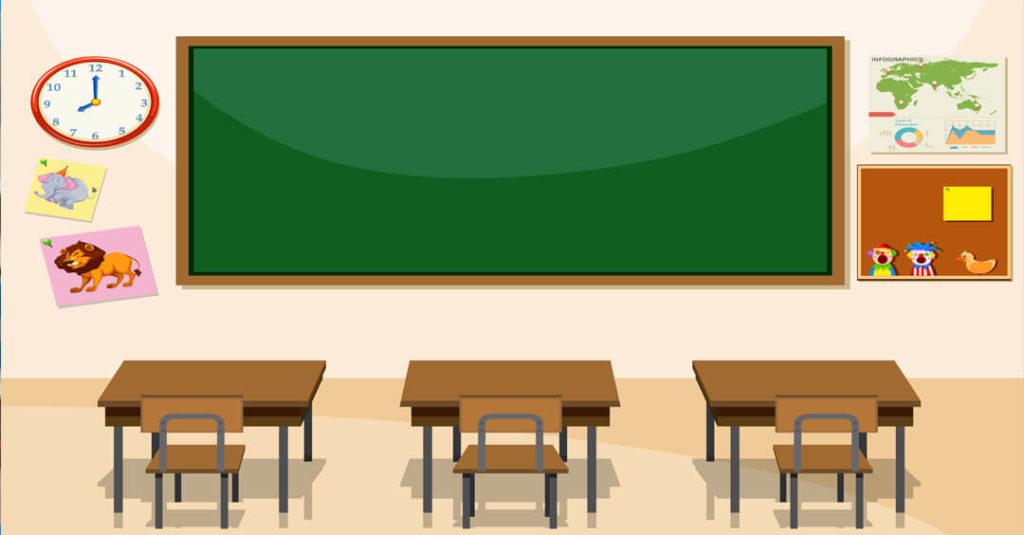 décoration pour la salle de classe