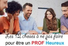Photo of 12 Choses que les profs heureux ne font pas