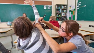 relations profs enseignants élèves