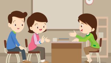 questions des parents aux enseignants
