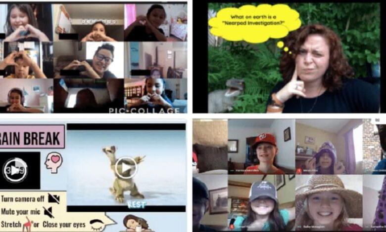 idées pour rendre l'enseignement à distance joyeux et amusant
