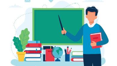vie d'un enseignant à mi-carrière