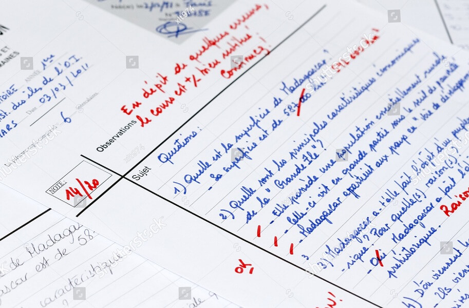 appréciations bulletins scolaires exemples