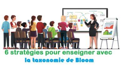 6 stratégies pour enseigner avec la taxonomie de Bloom
