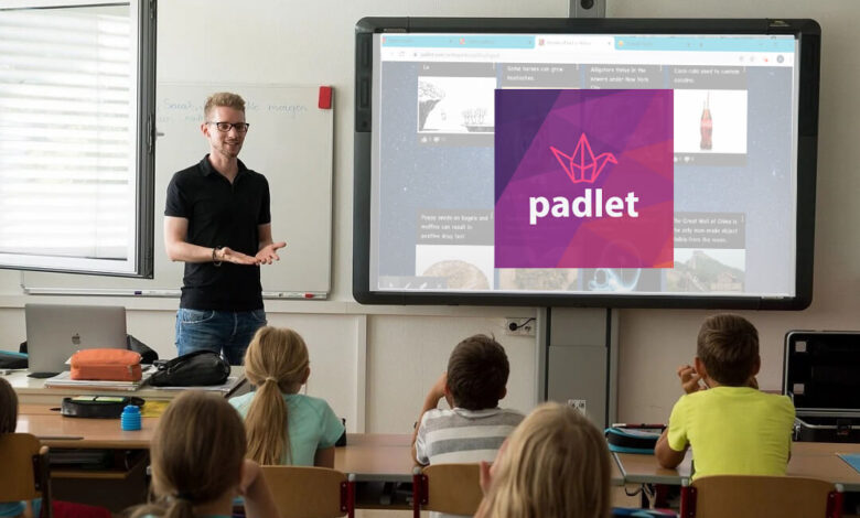 Comment utiliser padlet en classe
