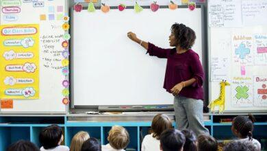 Le rôle de l'enseignant en classe