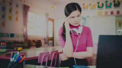 l'épuisement professionnel des enseignants