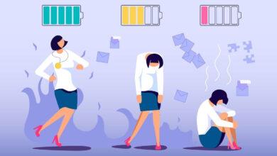 Grosse fatigue enseignant