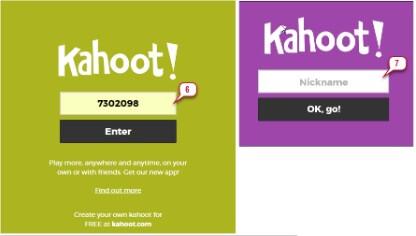 kahoot.it PIN