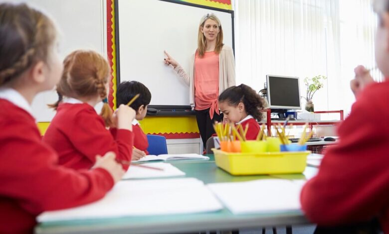 comment bien enseigner au primaire