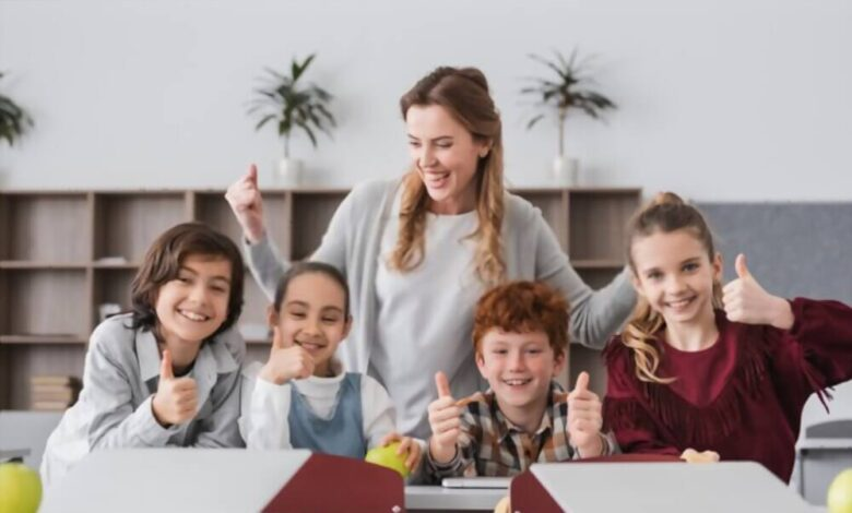 Pourquoi l'enseignement est amusant