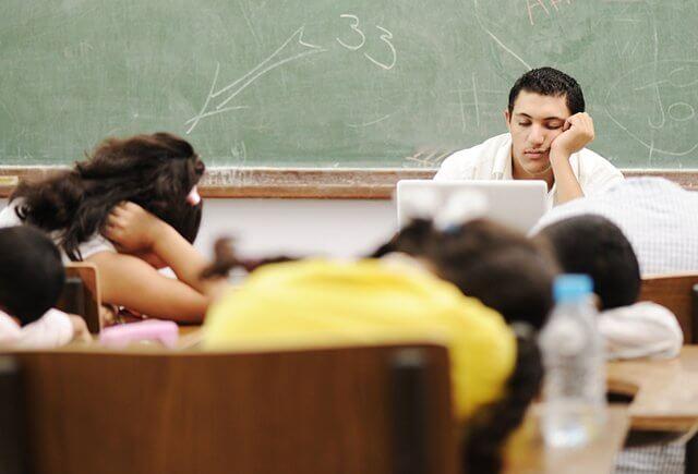 Qualité d'un enseignant