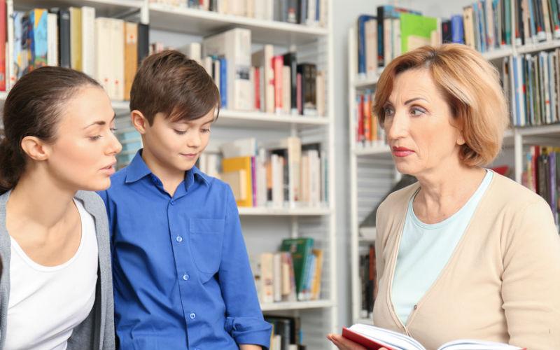 relation parents enseignants