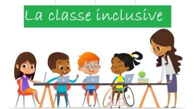 la classe inclusive